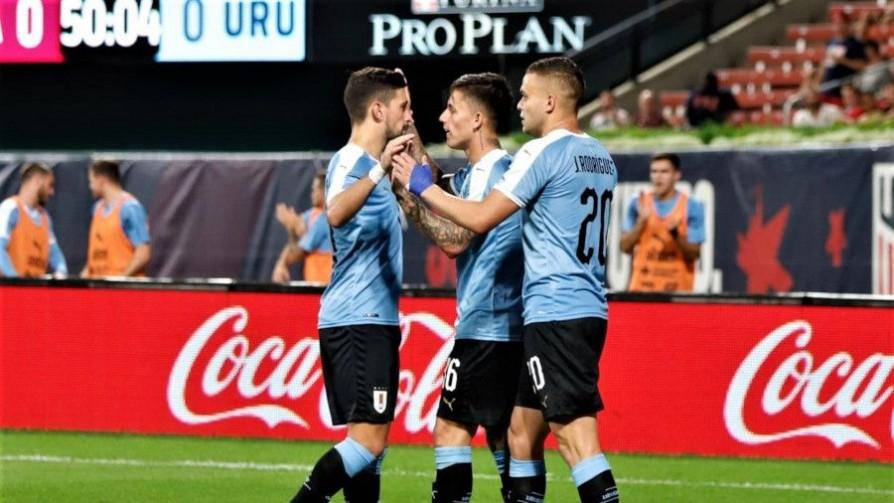 Uruguay 1 - 1 Estados Unidos - Replay - 13a0 | DelSol 99.5 FM