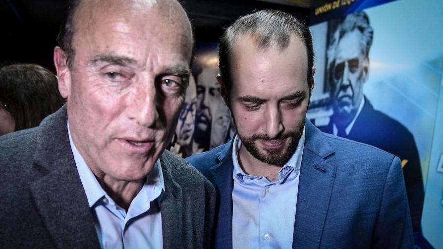 Partido Colorado denunció a Amado por utilizar imagen de Batlle y Ordóñez - Titulares y suplentes - La Mesa de los Galanes | DelSol 99.5 FM