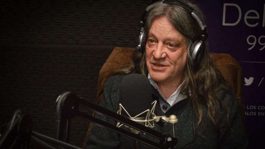 Néstor Ganduglia y un adelanto de los Fogones Urbanos - La Entrevista - La Mesa de los Galanes   DelSol 99.5 FM