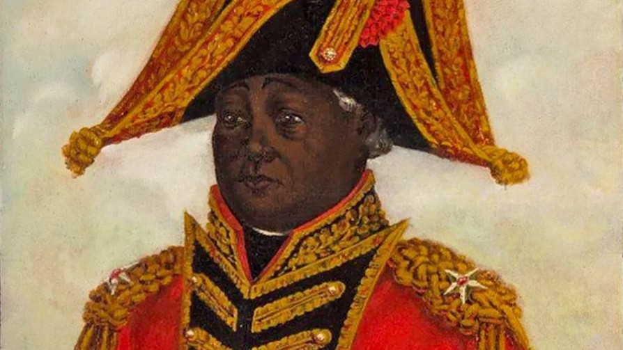 El esclavo Henri Cristophe, rey de Haití - Segmento dispositivo - La Venganza sera terrible   DelSol 99.5 FM