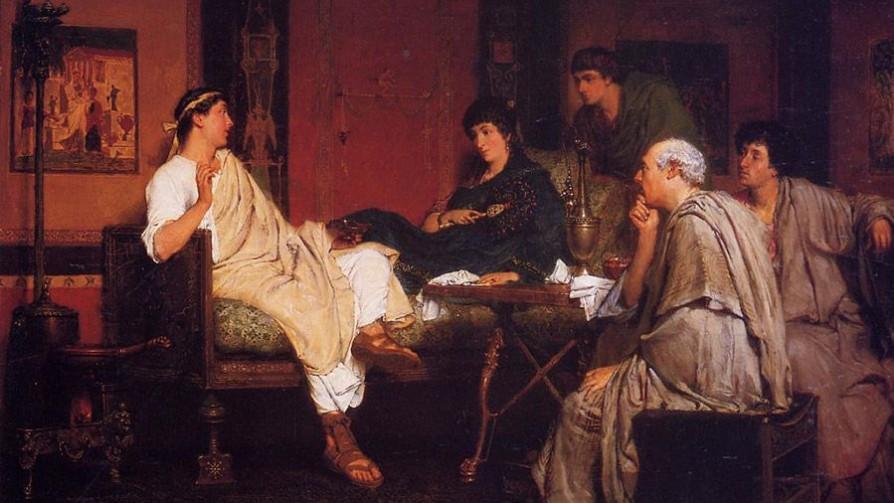El poeta romano Tibulo y su obra para Delia - Segmento dispositivo - La Venganza sera terrible | DelSol 99.5 FM