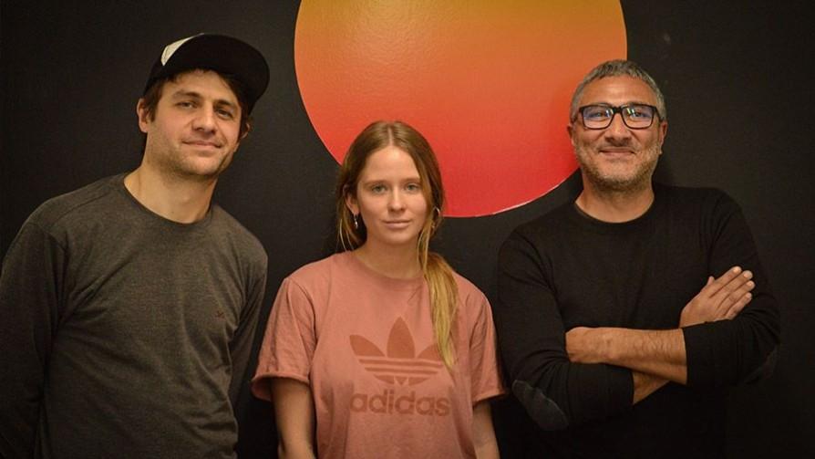 Luciano Supervielle en Magnolio Sala - Audios - La Mesa de los Galanes | DelSol 99.5 FM