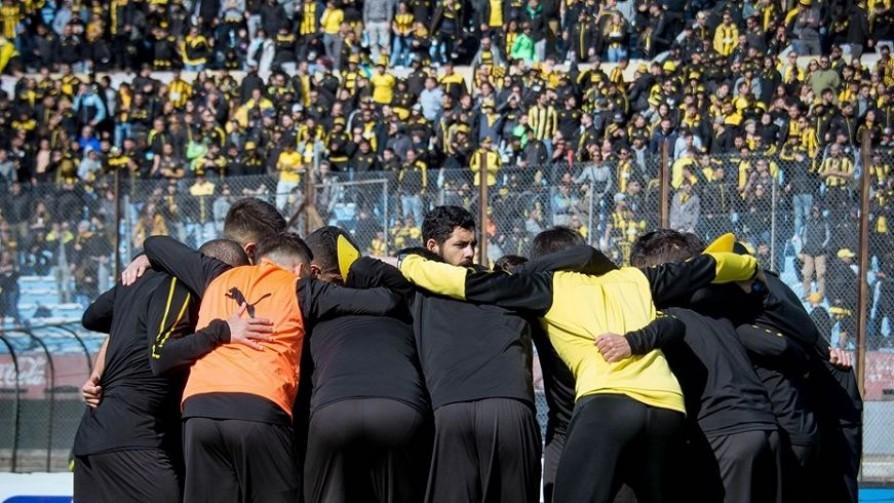Una derrota que puede ser positiva: Nacional lo hizo reaccionar - Informes - 13a0 | DelSol 99.5 FM