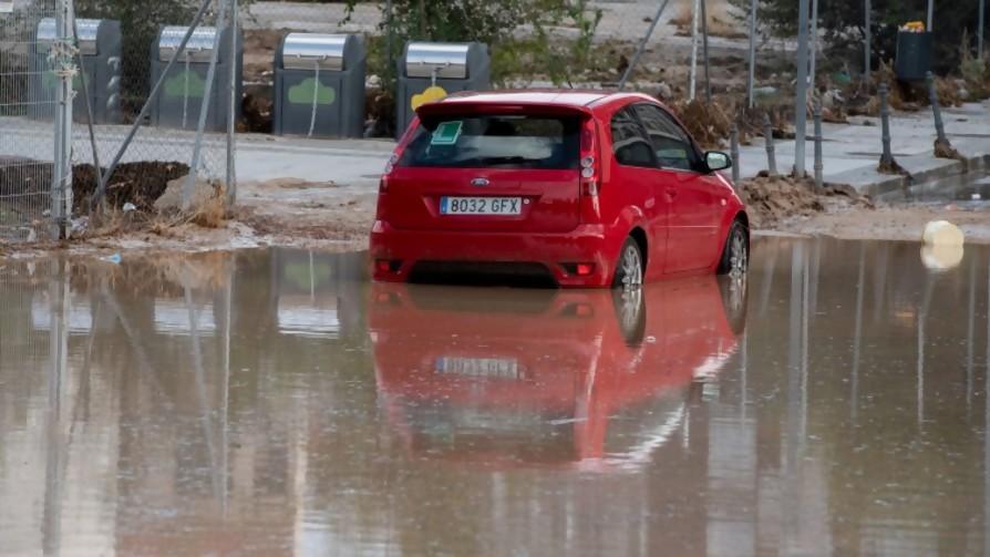 España sufre las peores inundaciones en años - Carolina Domínguez - Doble Click | DelSol 99.5 FM