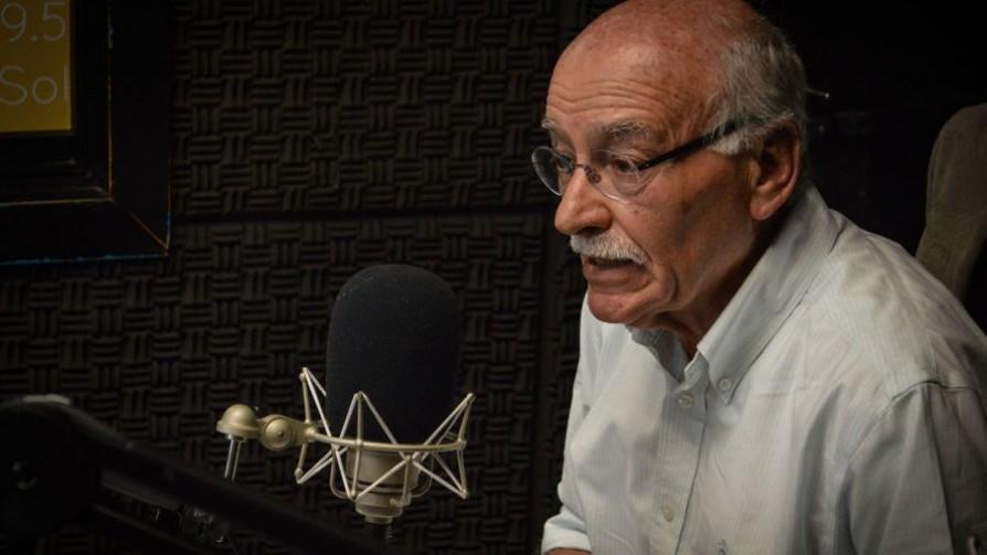 Ney Castillo y el partido del Partido Colorado - Zona ludica - Facil Desviarse | DelSol 99.5 FM