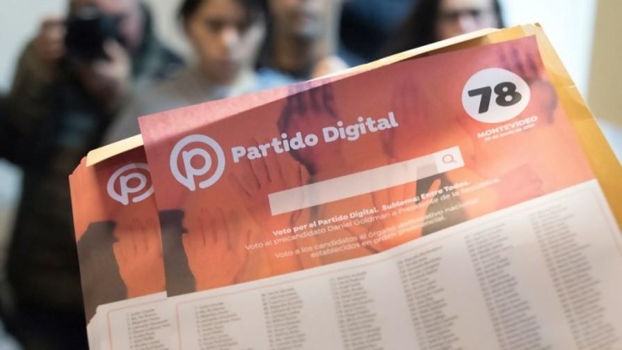 El partido de la gente virtual: programa y gira online del Partido Digital - Informes - No Toquen Nada | DelSol 99.5 FM