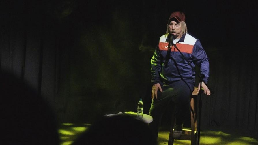 Eber Ludueña tras su show en Magnolio Sala - Entrevistas - Locos x el Fútbol | DelSol 99.5 FM