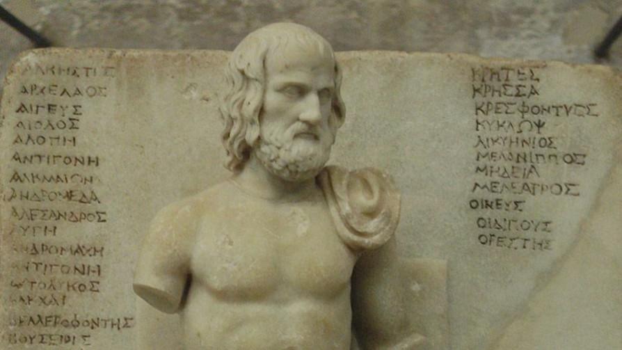 Eurípides, uno de los tres grandes poetas trágicos griegos - Segmento dispositivo - La Venganza sera terrible | DelSol 99.5 FM