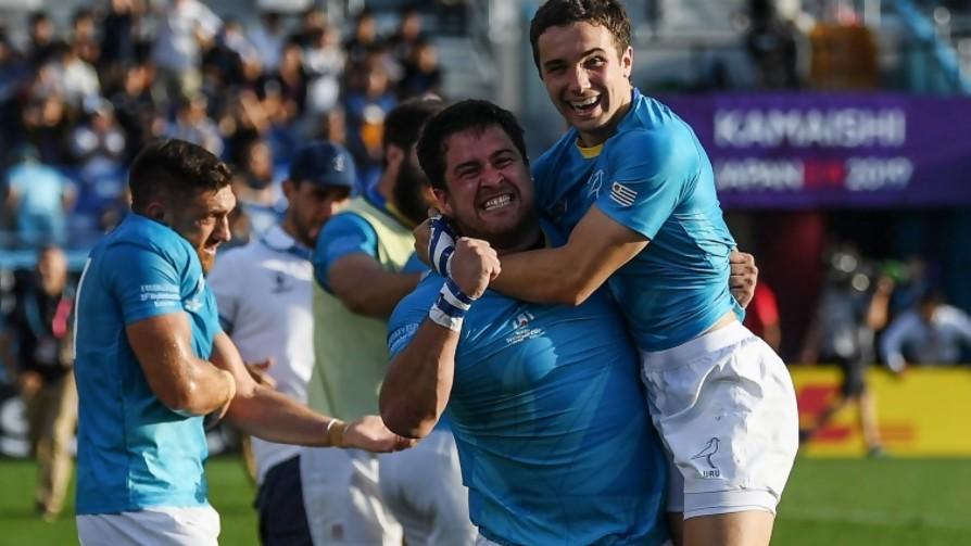 Los Teros hicieron historia en el debut del Mundial de Rugby - Entrevistas - Doble Click | DelSol 99.5 FM