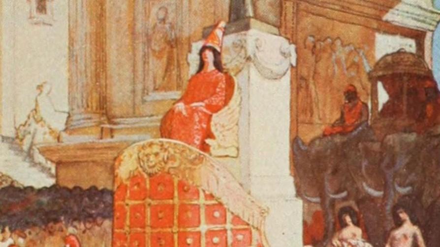 Heliogábalo, el emperador más vilipendiado de Roma - Segmento dispositivo - La Venganza sera terrible   DelSol 99.5 FM