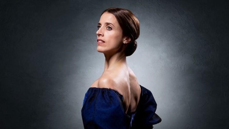 María Riccetto: el corazón explotado y el ballet que la hace dudar de retirarse - Entrevistas - No Toquen Nada | DelSol 99.5 FM