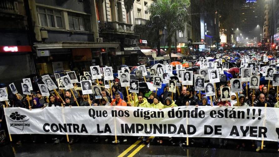 "Eduardo Bleier, ""otro desaparecido que le arrancamos al silencio"" - Entrevistas - Doble Click   DelSol 99.5 FM"