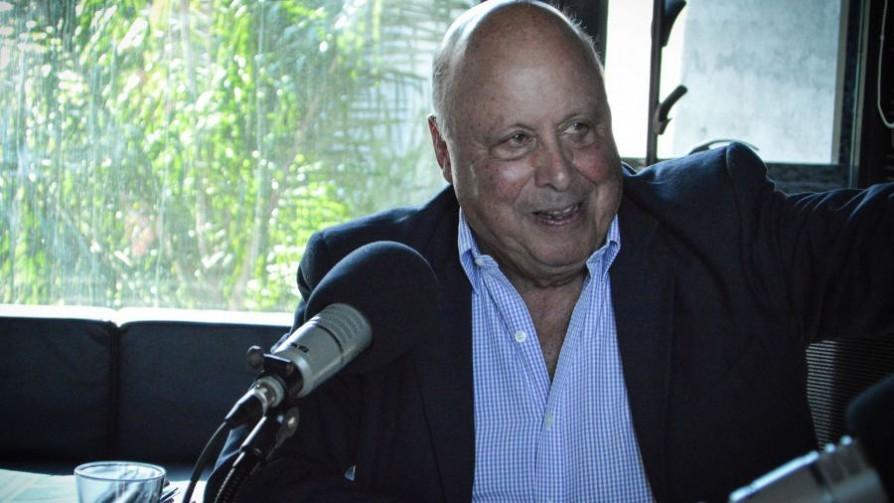 José María Reyes en Aldo Contigo - Tio Aldo - La Mesa de los Galanes | DelSol 99.5 FM