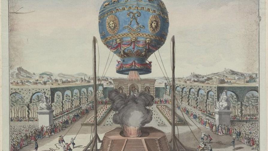 Los hermanos Montgolfiere, inventores del globo aerostático - Segmento dispositivo - La Venganza sera terrible | DelSol 99.5 FM