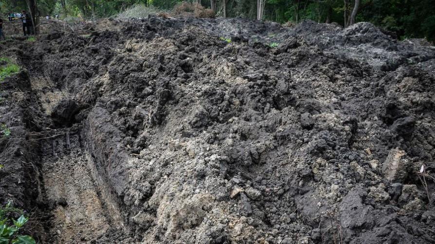 Antropólogos comienzan búsqueda de restos de desaparecidos en Batallón 14 - Titulares y suplentes - La Mesa de los Galanes | DelSol 99.5 FM