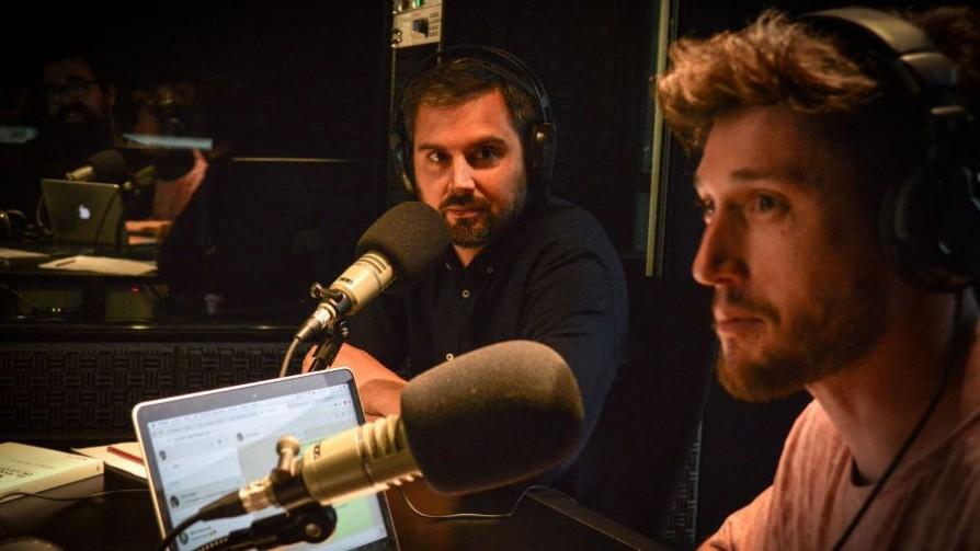 Murga vs. Ópera - Versus - Facil Desviarse | DelSol 99.5 FM