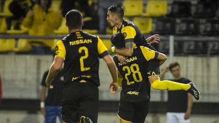Peñarol 1 - 0 Wanderers - Replay - 13a0   DelSol 99.5 FM