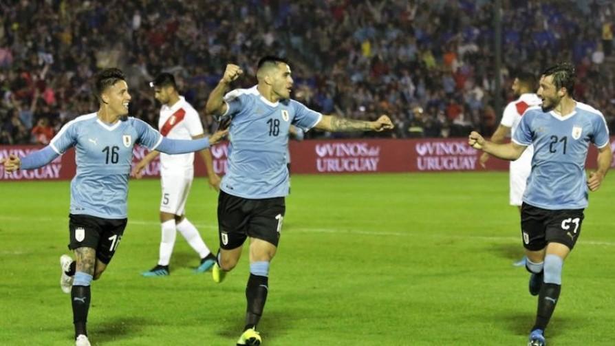 Uruguay 1 - 0 Perú - Replay - 13a0 | DelSol 99.5 FM
