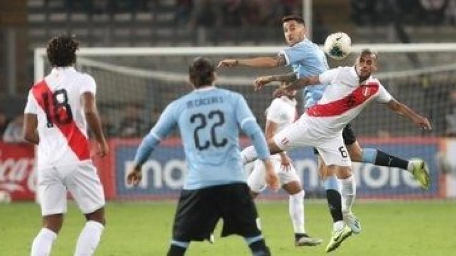 Perú 1 - 1 Uruguay - Replay - 13a0 | DelSol 99.5 FM