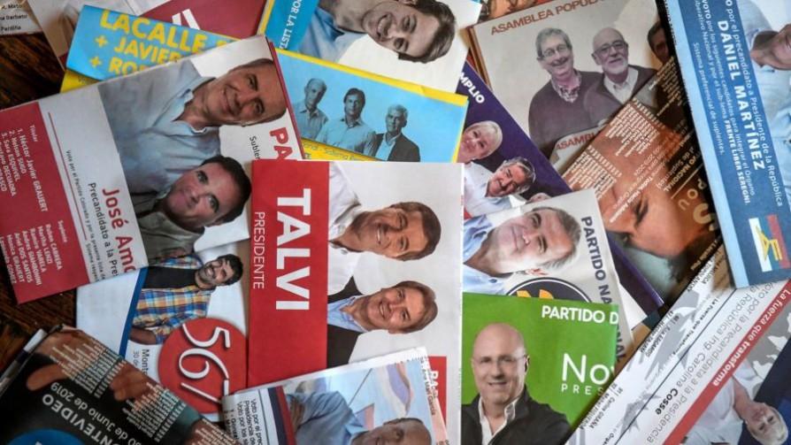De los que reparten listas, ¿qué porcentaje votan el sector y/o partido? - Sobremesa - La Mesa de los Galanes   DelSol 99.5 FM