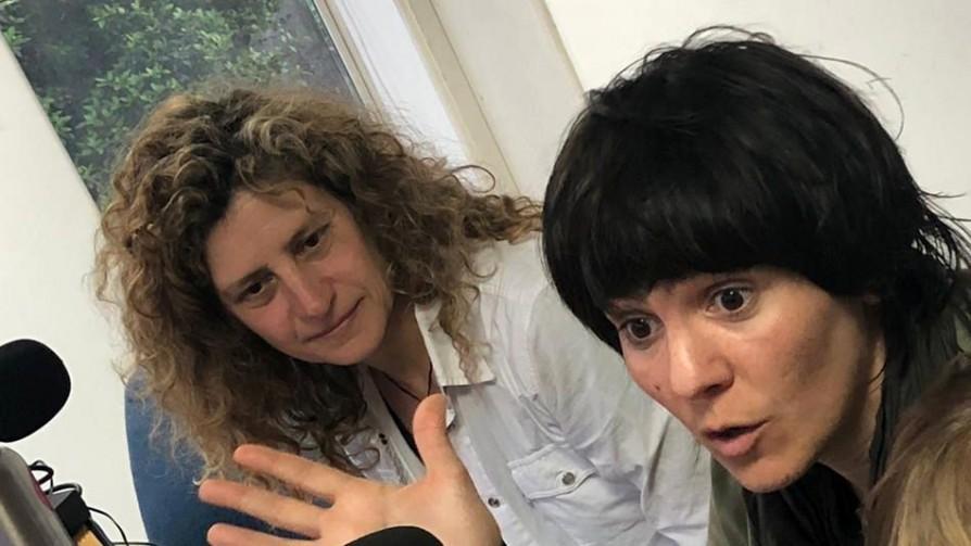 Pata Kramer y Ana Prada, unidas por la música, la militancia y el amor - Entrevista central - Facil Desviarse   DelSol 99.5 FM