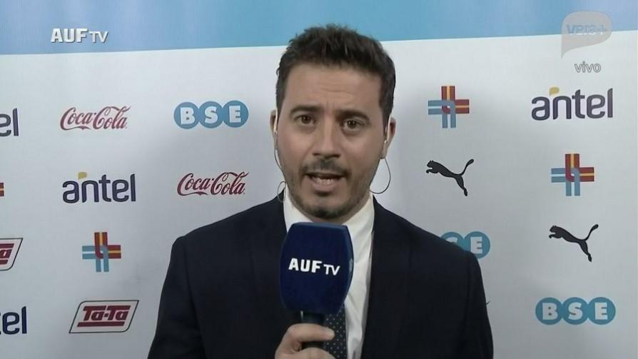 Qué gol en el exterior, Giovanelli se lo relató... - Audios - Locos x el Fútbol | DelSol 99.5 FM