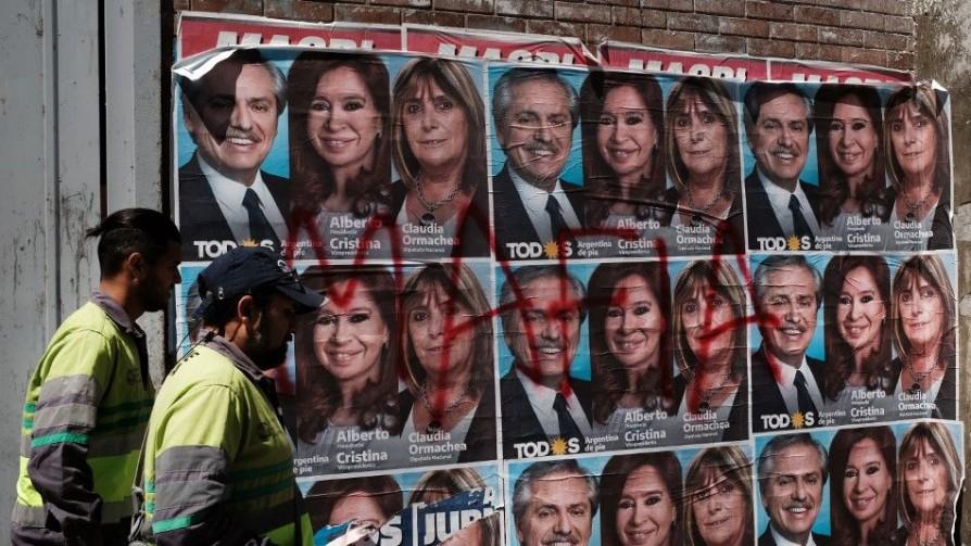 Campaña argentina: el intento de frenar el dólar y la aparición de los cuadernos en la recta final - Facundo Pastor - No Toquen Nada   DelSol 99.5 FM
