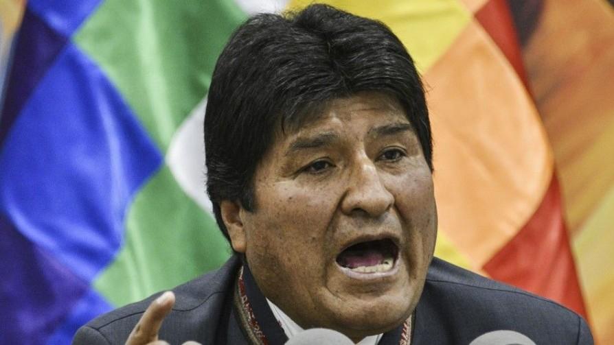 Evo Morales y la denuncia por las 20 horas en que se trancó el escrutinio - Colaboradores del Exterior - No Toquen Nada | DelSol 99.5 FM