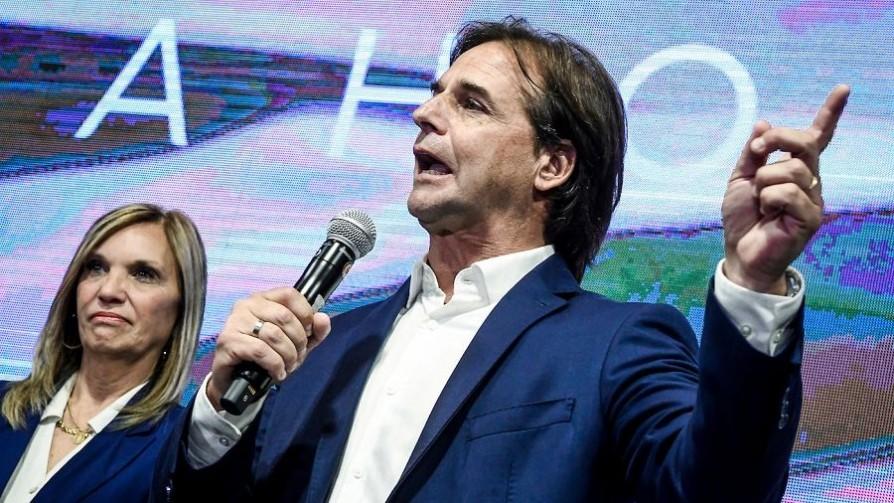 Partido Nacional: una noche con abrazos de triunfador y final de camisa afuera - Informes - No Toquen Nada | DelSol 99.5 FM