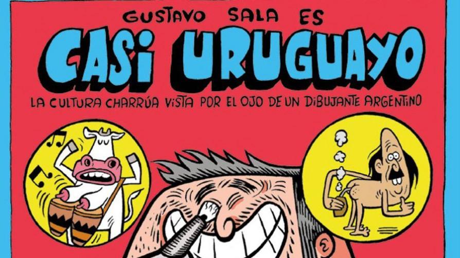 La visión casi uruguaya de Gustavo Sala - Un cacho de cultura - Quién te Dice | DelSol 99.5 FM