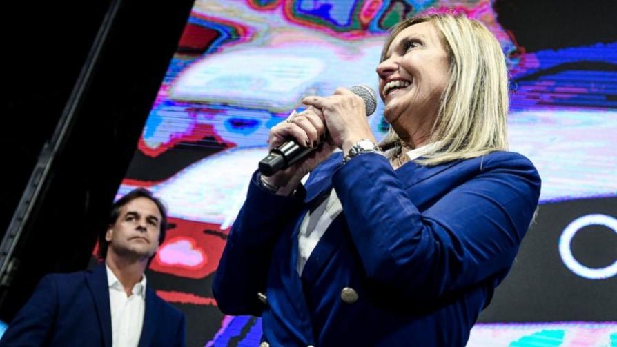 Las voces de Beatriz Argimón, Ramón Méndez y un derrotado Darwin tras la elección - NTN Concentrado - No Toquen Nada | DelSol 99.5 FM