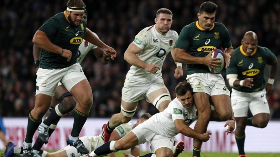Las claves de la final: Inglaterra y Sudáfrica van por el título - Informes - 13a0 | DelSol 99.5 FM
