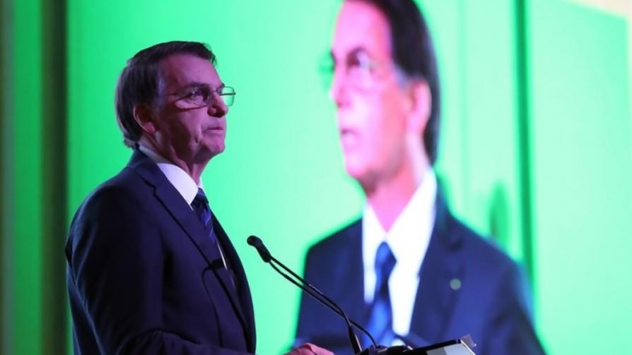 Bolsonaro: contra Fernández, pro Lacalle Pou y el caso Marielle Franco - Denise Mota - No Toquen Nada   DelSol 99.5 FM