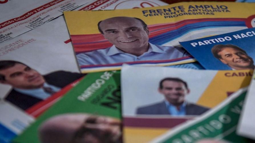 Elecciones nacionales: la pérdida de votos del FA contra el fructífero nacimiento de Cabildo Abierto - Patente Única - Facil Desviarse   DelSol 99.5 FM