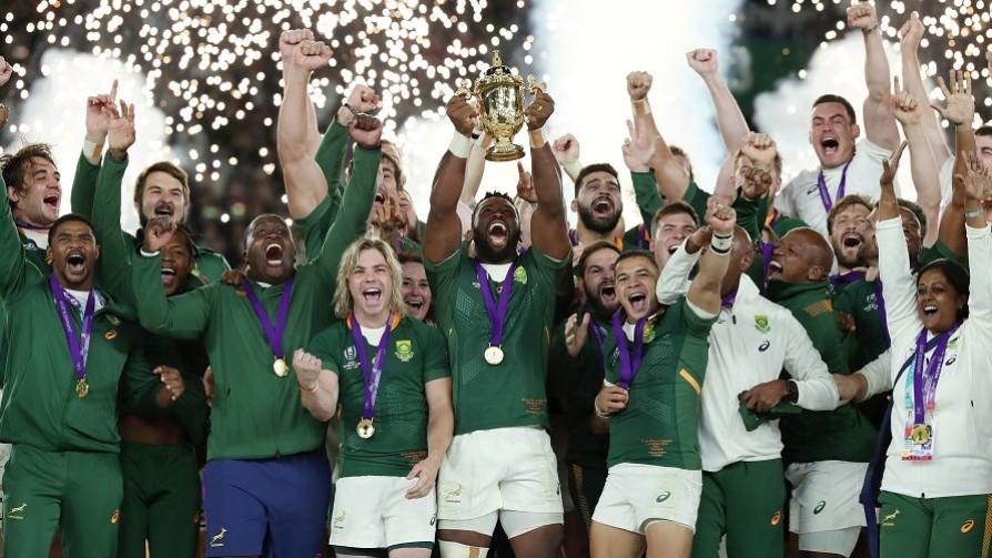 Los mejores del Mundo: Sudáfrica campeón - Informes - 13a0 | DelSol 99.5 FM