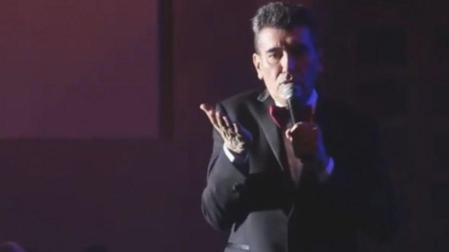 Miguel Ángel Cherutti en Aldo Contigo - Tio Aldo - La Mesa de los Galanes | DelSol 99.5 FM