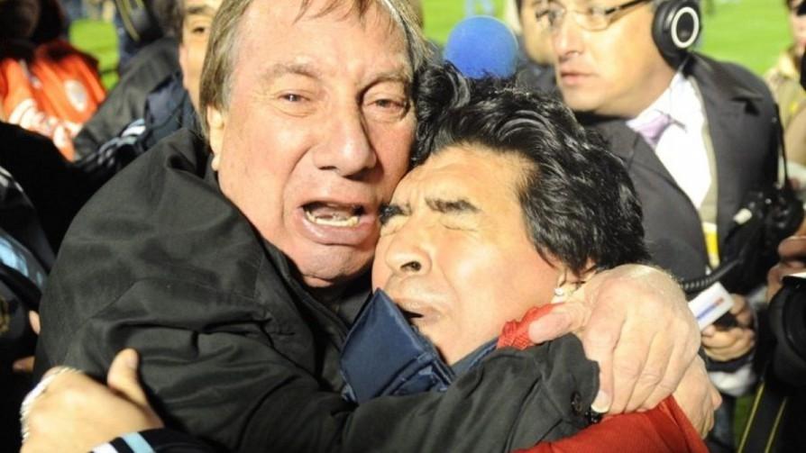 Un triángulo amoroso: Menotti, Bilardo y Maradona - Informes - 13a0   DelSol 99.5 FM