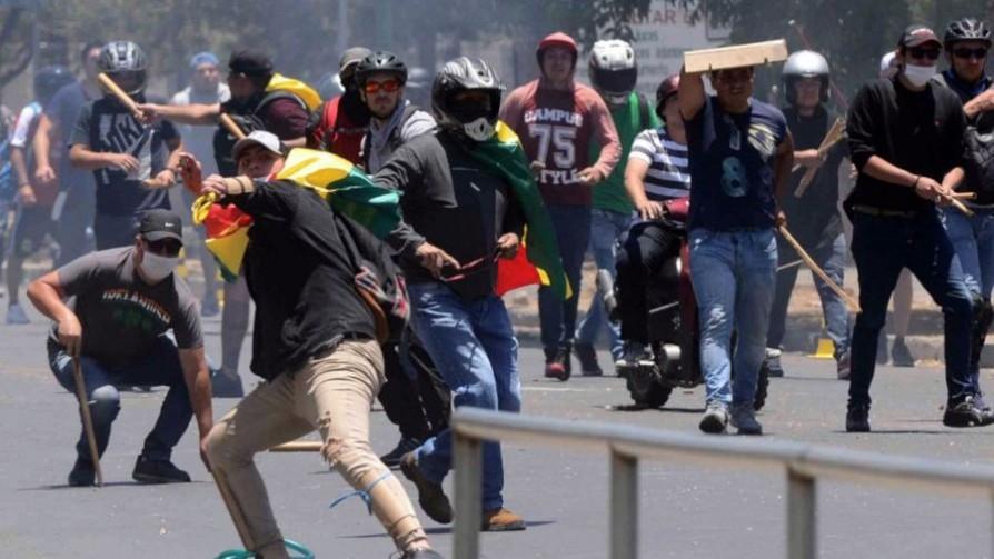 ¿Cómo surgió y cómo puede resolverse la crisis política en Bolivia? - Audios - Facil Desviarse | DelSol 99.5 FM