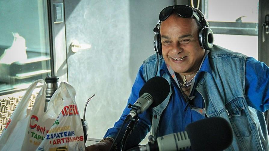 El Mago Ledo visitó a Campiglia - Edison Campiglia - La Mesa de los Galanes | DelSol 99.5 FM