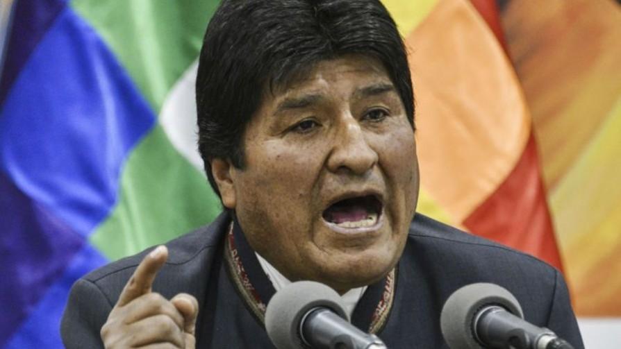 La renuncia de Evo Morales y la denuncia de golpe de Estado en Bolivia - Titulares y suplentes - La Mesa de los Galanes | DelSol 99.5 FM