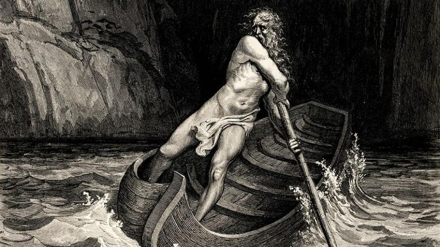 El cielo y el infierno de los griegos - Segmento dispositivo - La Venganza sera terrible | DelSol 99.5 FM