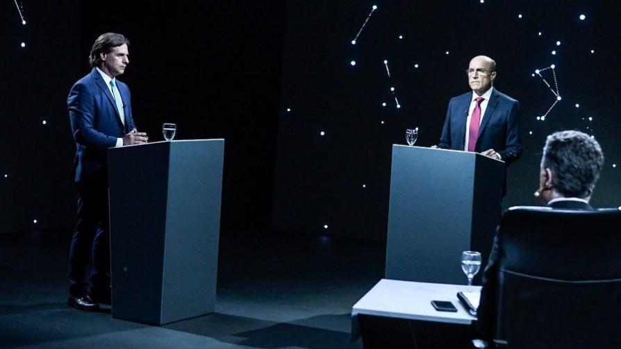 El debate en redes: menos conversación que en el anterior y más menciones a Lacalle - Victoria Gadea - No Toquen Nada | DelSol 99.5 FM