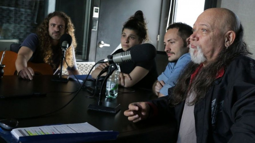 La Tabaré en Magnolio Sala - La Entrevista - La Mesa de los Galanes | DelSol 99.5 FM
