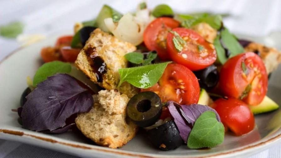 La ensalada: más que un acompañamiento - De pinche a cocinero - Facil Desviarse | DelSol 99.5 FM