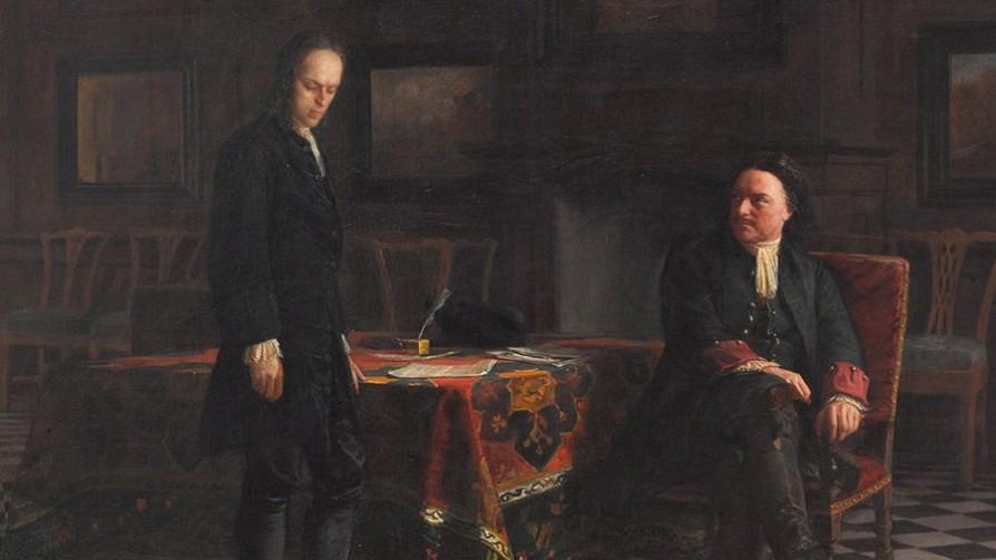 La conservadora Eudoxia, el moderno Pedro I, y el rebelde Alexis  - Segmento dispositivo - La Venganza sera terrible | DelSol 99.5 FM