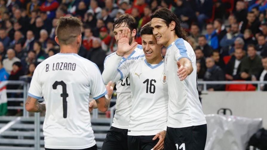 Uruguay 2 – 1 Hungría - Replay - 13a0 | DelSol 99.5 FM