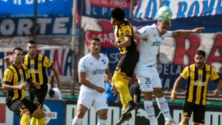 Nacional 0 - 0 Peñarol - Replay - 13a0 | DelSol 99.5 FM