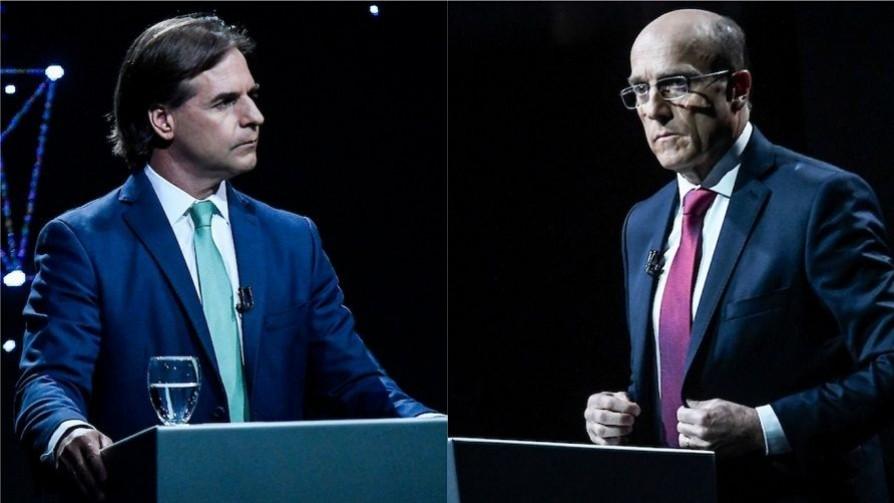 Lo parecido que son Luis Lacalle Pou y Daniel Martínez - Columna de Darwin - No Toquen Nada | DelSol 99.5 FM