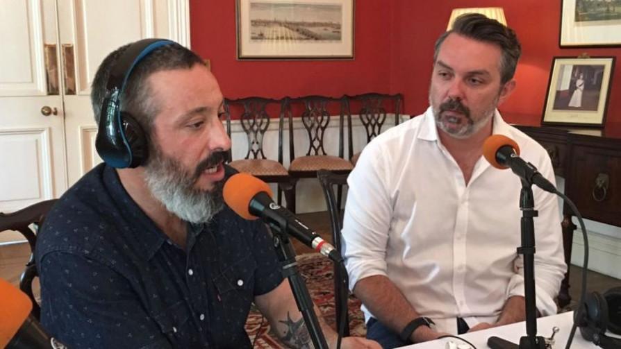 El intercambio cultural entre la Embajada Británica y la sociedad uruguaya - Audios - La Mesa de los Galanes | DelSol 99.5 FM