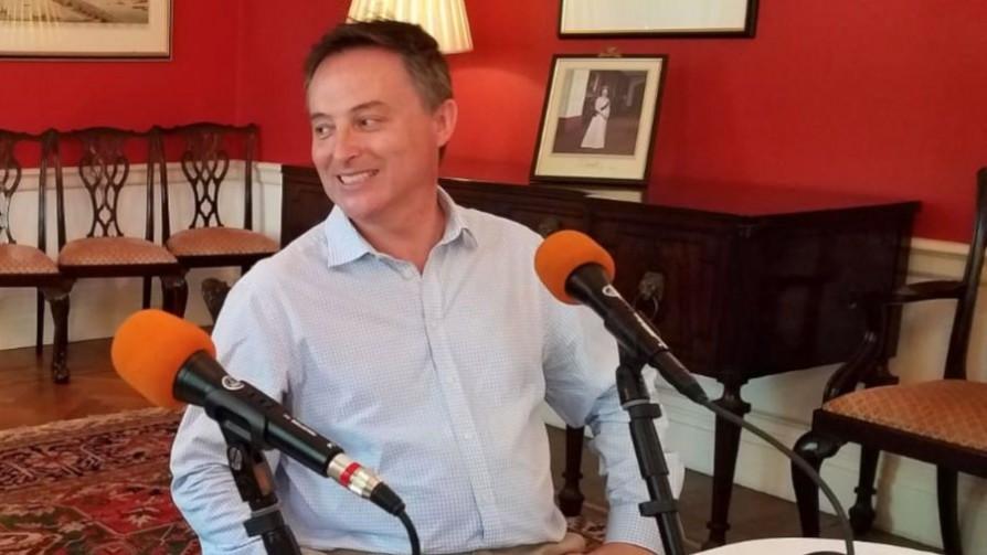 La historia del embajador británico Ian Duddy y Uruguay como destino codiciado - La Entrevista - La Mesa de los Galanes | DelSol 99.5 FM